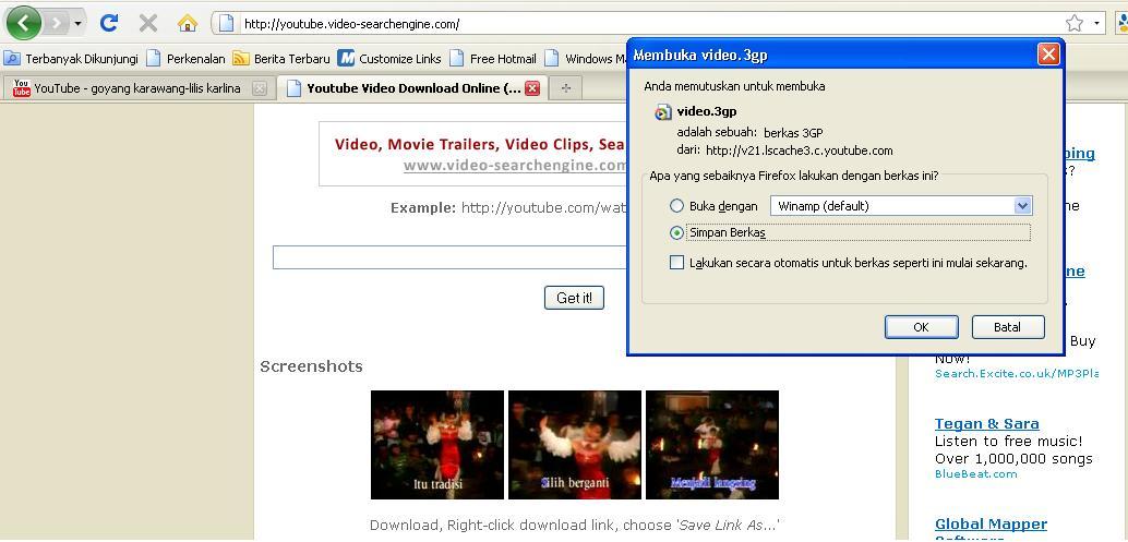 ra download youtube tanpa IDM - KUMPULAN ILMU
